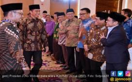 Jokowi: Yang Memberi Konsesi Itu Bukan Saya - JPNN.COM