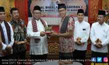 OSO: Gebu Minang Harus Dapat Membangun Indonesia