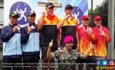 PORAL 2018: Seskoal Rebut Medali Emas Cabor Tenis Lapangan - JPNN.COM