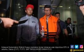 Suara Desahan dan Kamar Tarif Rp 500 Juta di LP Sukamiskin - JPNN.COM