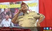 Prabowo Percayakan Masa Depan Indonesia pada Emak-emak