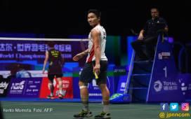 Kento Momota Lengkapi Pesta Para Nomor 1 di Denmark Open - JPNN.COM