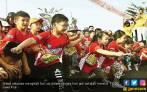 Fun Run Peringati 50 Tahun Sekolah Santa Clara - JPNN.COM