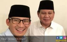 Sandi: Gaya Saya Sudah Seperti Pak Prabowo Belum? - JPNN.COM