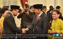 Cerita Syafruddin Tiba-tiba Dipanggil oleh Jokowi Malam Tadi - JPNN.COM
