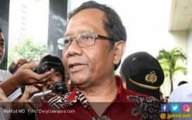 Mahfud MD Punya Tujuh Fakta, KPK Sebelas - JPNN.COM