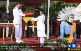 Anies Baswedan Singgung Bendera saat Upacara Kemerdekaan - JPNN.COM