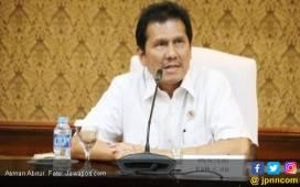 Isak Tangis Anak Buah Asman Abnur, Sungguh Sedih - JPNN.COM