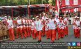 Menpora Mendampingi Presiden Menerima Api Obor Asian Games - JPNN.COM