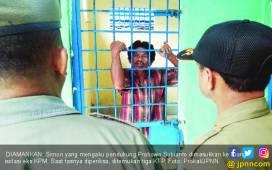 Simon: Bunuh Saya, Tembak Saya, Saya Pendukung Prabowo - JPNN.COM
