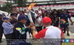 Setelah Menerima Obor Asian Games, Bamsoet: Indonesia Juara! - JPNN.COM