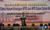 Perubahan Konstitusi Harus Tetap pada Tujuan Bernegara - JPNN.COM