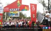 5.000 Peserta Ikuti Jalan Santai di Bengkulu - JPNN.COM