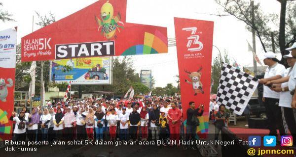 Dapatkan Inspirasi Untuk Banner Jalan Santai Png - Erlie Decor