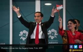 Pak Jokowi Harumkan Bangsa, Pihak Sana Masih Retorika - JPNN.COM