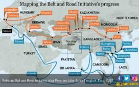 5 Tahun Program Jalur Sutra, 8 Negara Masuk Jebakan Tiongkok - JPNN.COM
