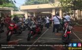 Kupas Sembilan Moge di Posko Pemenangan Jokowi - Ma'ruf - JPNN.COM