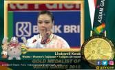 Lindswell Sumbang Emas Kedua Indonesia, Ada Pak Jokowi Lagi - JPNN.COM