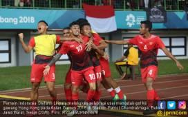 Jadwal Lengkap 16 Besar Sepak Bola Asian Games 2018 - JPNN.COM