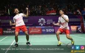 Bayar Utang, Fajar / Rian Masuk 8 Besar Hong Kong Open 2018 - JPNN.COM