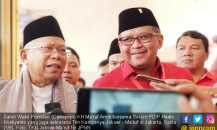 Hasto Tuding Kubu Prabowo-Sandi Demen Beridentitas Asing