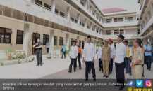 Serahkan Bantuan Gempa, Jokowi Datang Lagi ke NTB