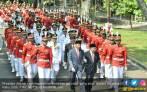 Sebelum Dilantik, 9 Gubernur Terpilih Kirab di Istana Negara - JPNN.COM