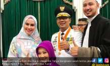 Doa Ridwan Kamil untuk Kartika Putri dan Habib Usman