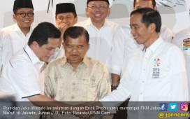 Catat, Sudah Tiga Pengusaha Sahib Sandi Pilih Dukung Jokowi - JPNN.COM