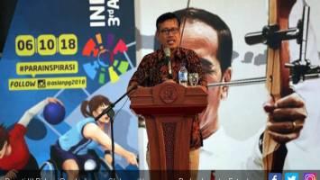 Deputi III Bidang Pembudayaan Olahraga Kemenpora Raden Isnanta. Foto: kemenpora for jpnn