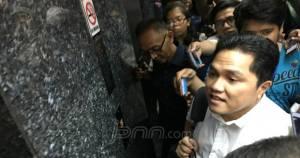 Erick Thohir Bela Grace Natalie soal Perda Agama - JPNN.COM