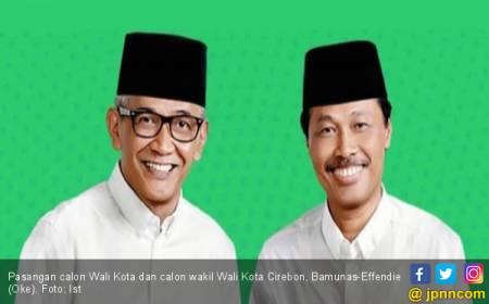 KomunaL: PSU Kota Cirebon Simbol Kemenangan Pasangan Oke