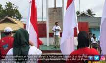 Lepas Kirab Satu Negeri, Gus Yaqut: Ini Usaha Jaga Indonesia