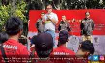 Relawan Ahok-Djarot Deklarasikan Dukungan ke Jokowi-Maruf