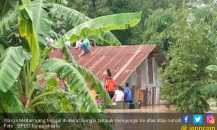 Banjir, Ratusan Rumah Terendam di Medan, Warga Mengungsi