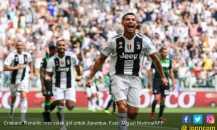 Hasil Liga Italia: Ludah Pemain Juventus Nodai Performa CR7