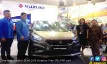 Suzuki Optimistis Ertiga Baru dan Ignis Laris di Surabaya