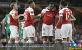 Hasil Liga Europa Matchday 1: Hujan Gol di Emirates - JPNN.COM