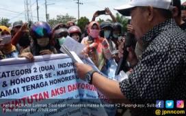 Ketum ADKASI: Aksi Honorer K2 Mulai Berani, Cari Solusi! - JPNN.COM