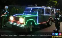 Mobil Ikonik Tunggangan Jokowi - Ma'ruf, Gagah Tapi... - JPNN.COM