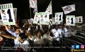 Ini Makna Jokowi - Ma'ruf Start dari Tugu Proklamasi ke KPU - JPNN.COM