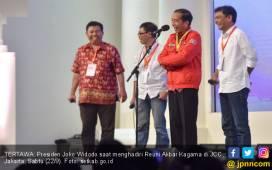 Ha Ha Ha... Aksi Elek Yo Band Bikin Pak Jokowi Mulas - JPNN.COM