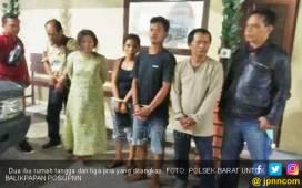 Tak Takut Dosa, 2 Wanita dan 3 Pria Berbuat Tidak Terpuji - JPNN.COM