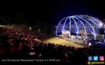 Jazz Gunung Ijen, Lesung Pipitnya Senyum Musik Indonesia - JPNN.COM
