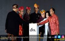 Jokowi Meresmikan Patung Garuda Wisnu Kencana - JPNN.COM