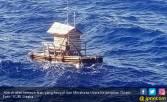 49 Hari Aldi Terkatung-katung Sendirian, Makan Ikan Mentah - JPNN.COM