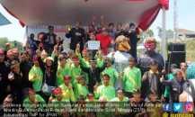 Bang Ara Langsung Ajak Kang Emil Turun demi Jokowi-Ma'ruf