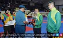 Mabesad Juara Umum Kejurnas Karate Piala Panglima TNI 2018