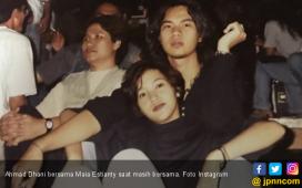 Dhani: Saya sih mau aja, Maia Mungkin Pacarnya gak Setuju - JPNN.COM