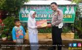 HUT ke-63 Lantas, Polres Ciamis Berbagi dengan Anak Yatim - JPNN.COM